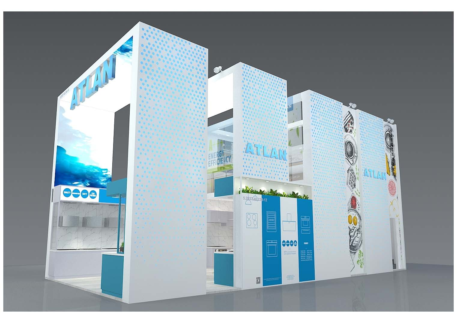 Welcome to visit our booth in 126th Canton Fair!