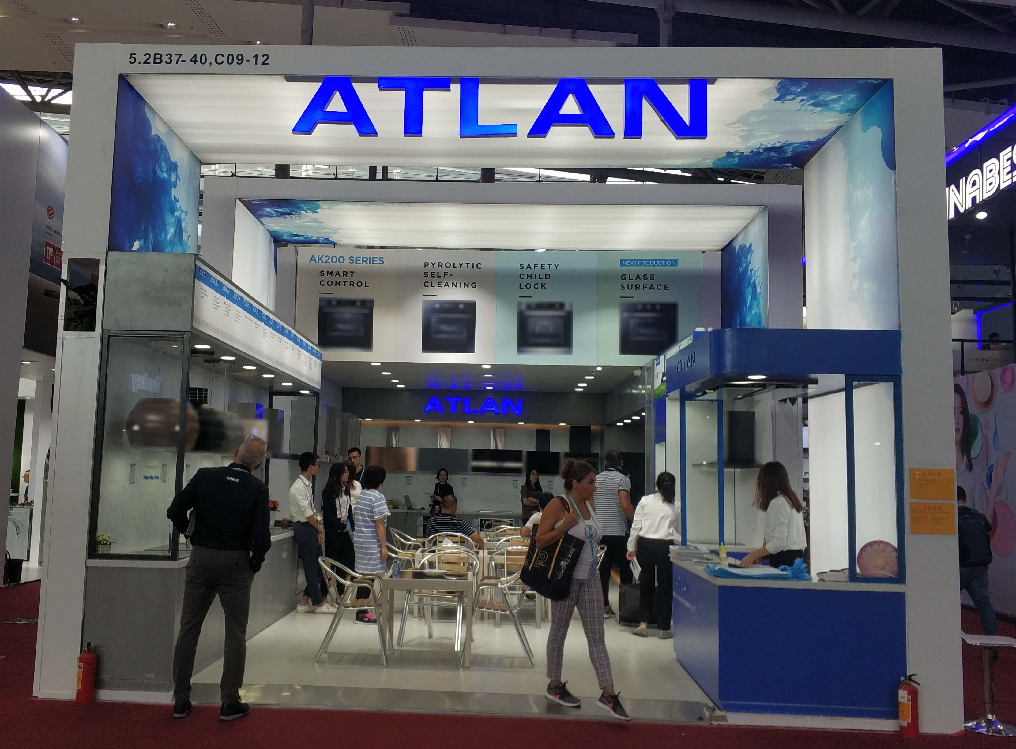 Thanks for your visiting to our booth in 126th Canton Fair!